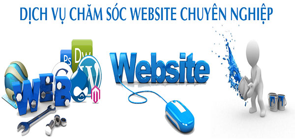 Tại sao nên chăm sóc website thường xuyên