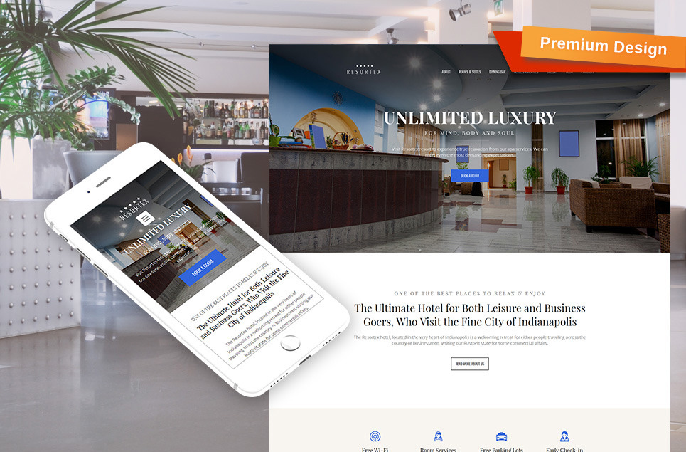 Marketing cho website resort nh th n o cho hi u qu for Hotel design 06