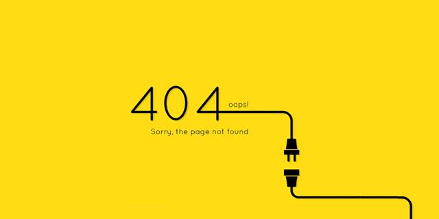 Tại sao lại phải tạo trang lỗi 404 trong thiết kế website?