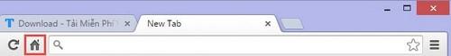 đặt Google làm trang chủ của tôi ảnh 4