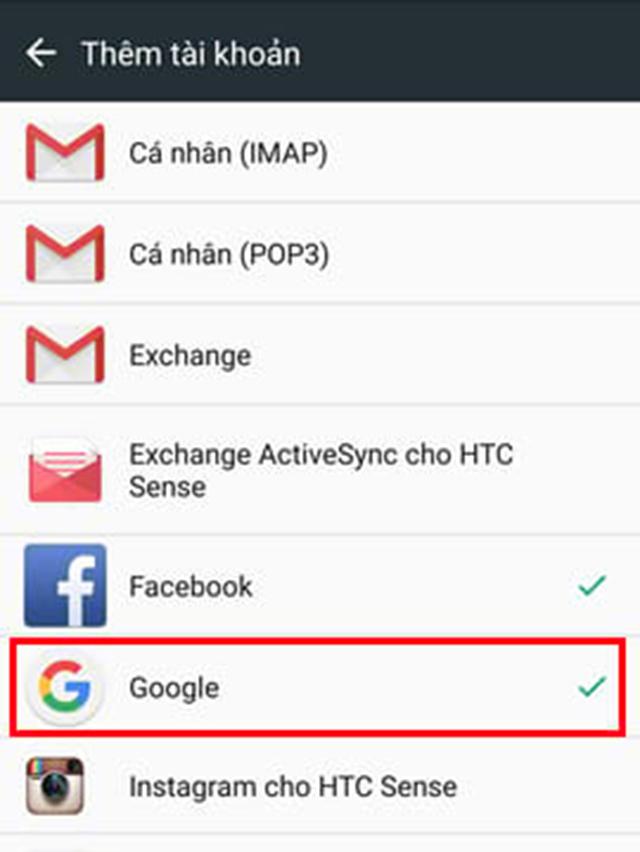 cách xóa tài khoản Google trên Android ảnh 8