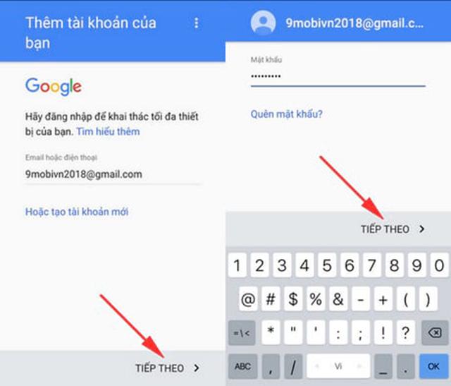 cách xóa tài khoản Google trên Android ảnh 7