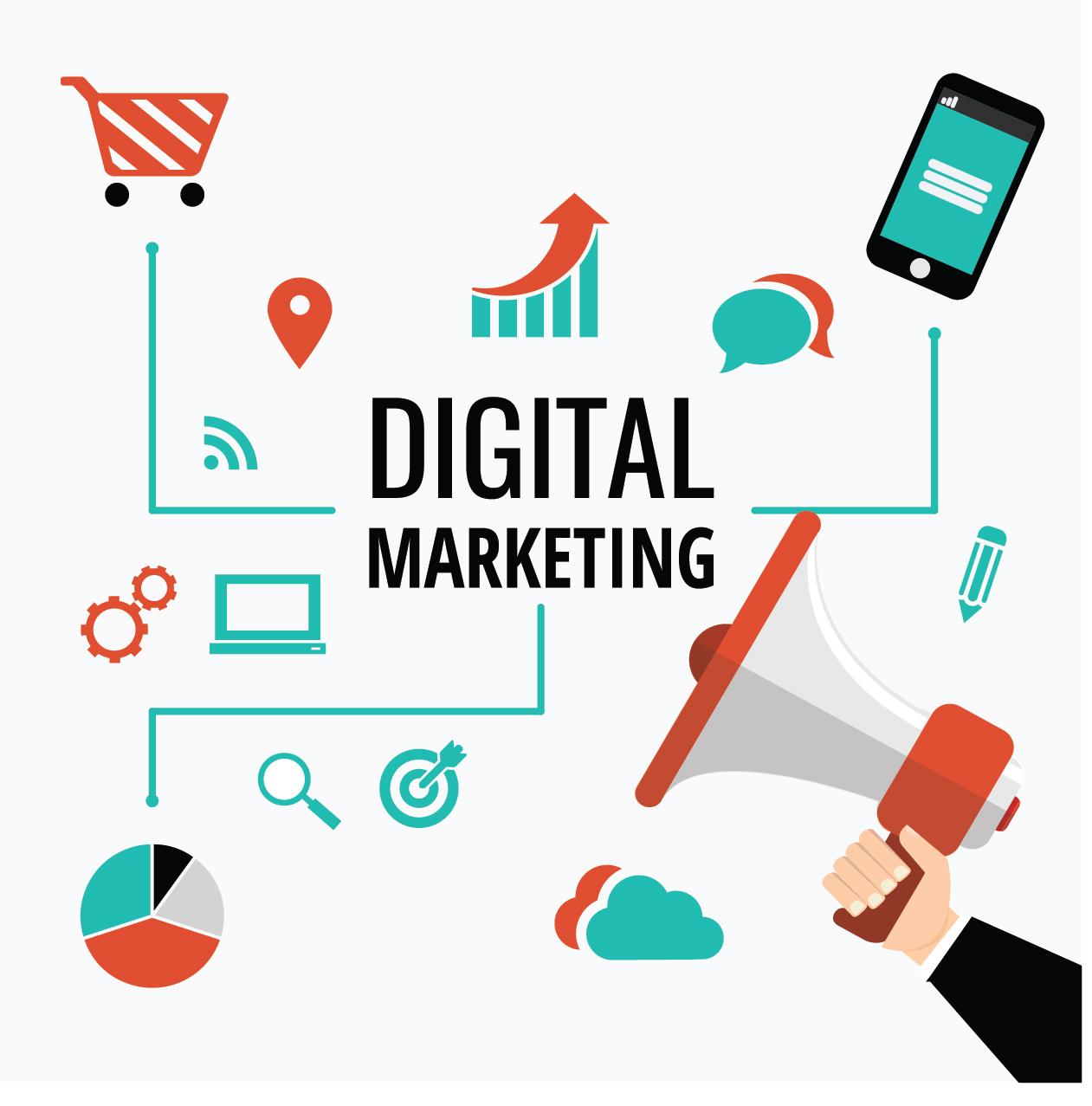 Digital Marketing là gì ảnh 1