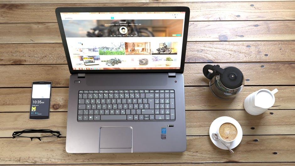 xu hướng thiết kế website ảnh 2