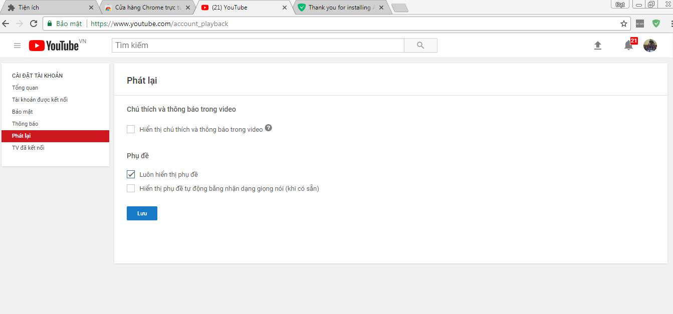 cách chặn quảng cáo trên youtube ảnh 9