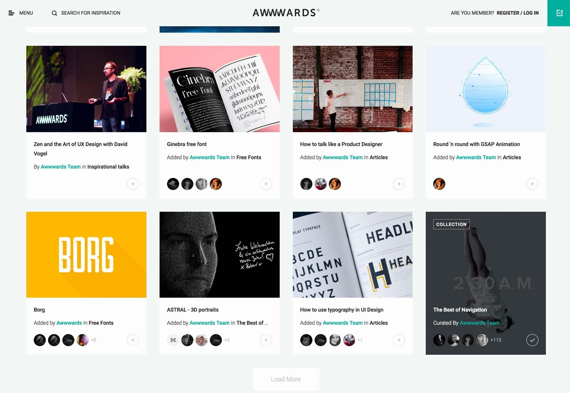 xu hướng thiết kế website 4