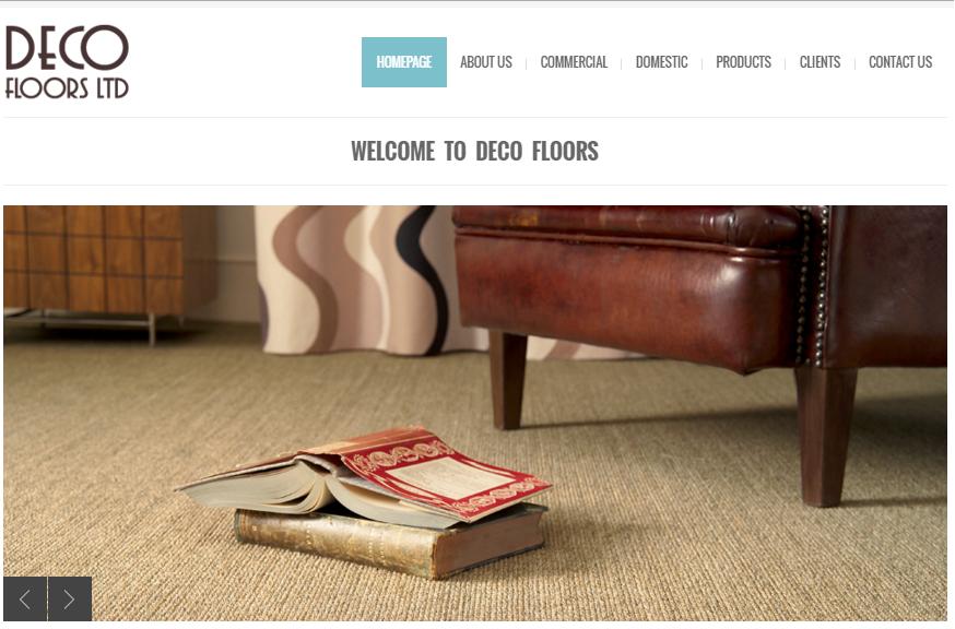 thiết kế web nội thất 3