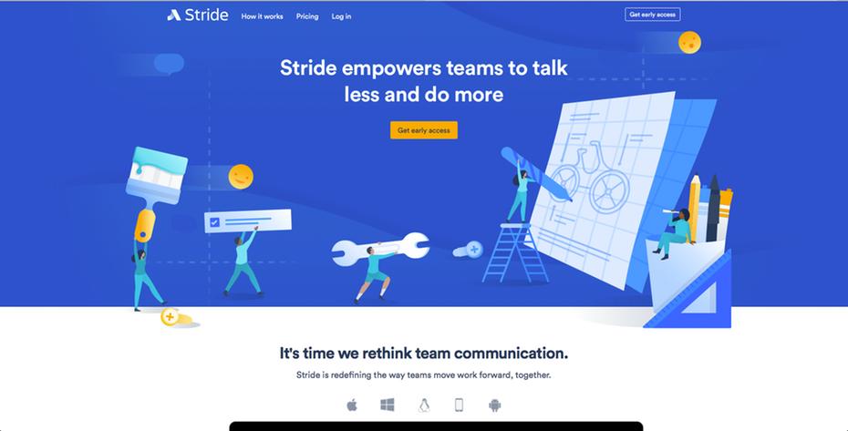 xu hướng thiết kế website 2018 7