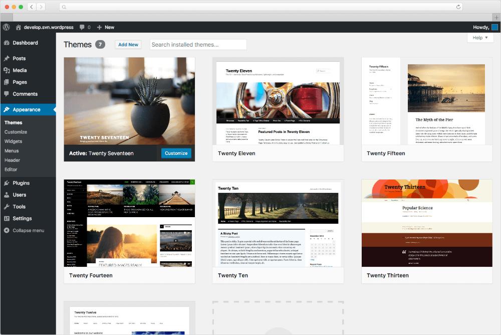 thiết kế Website WordPress ảnh 3