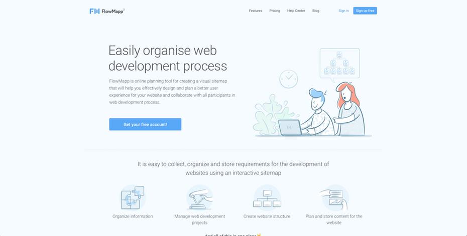 xu hướng thiết kế website 2018 9