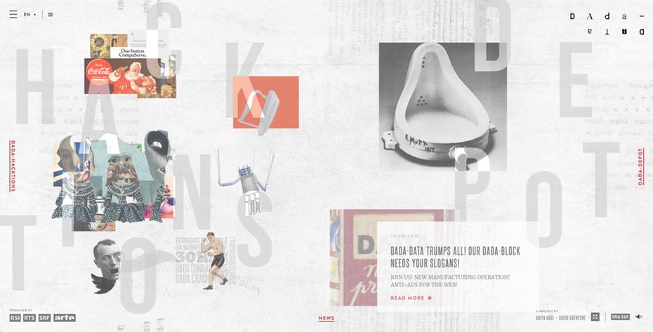 xu hướng thiết kế website 2018 12