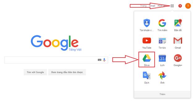 Cách tạo Form Google trên Google Drive chi tiết, đơn giản nhất 01
