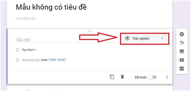 Cách tạo Form Google trên Google Drive chi tiết, đơn giản nhất 06