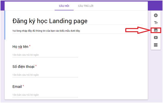 Cách tạo Form Google trên Google Drive chi tiết, đơn giản nhất 11