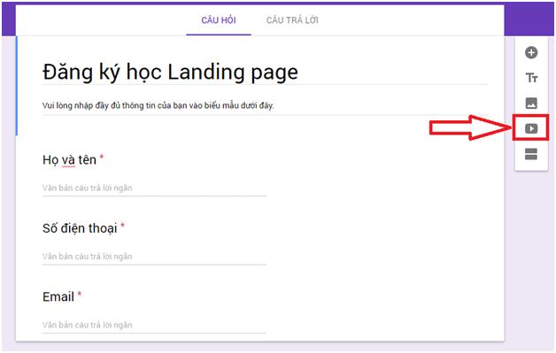 Cách tạo Form Google trên Google Drive chi tiết, đơn giản nhất 12
