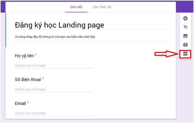 Cách tạo Form Google trên Google Drive chi tiết, đơn giản nhất 13
