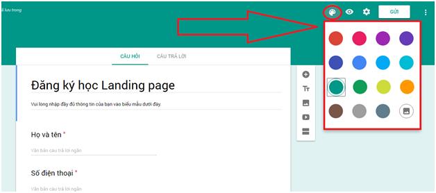 Cách tạo Form Google trên Google Drive chi tiết, đơn giản nhất 15
