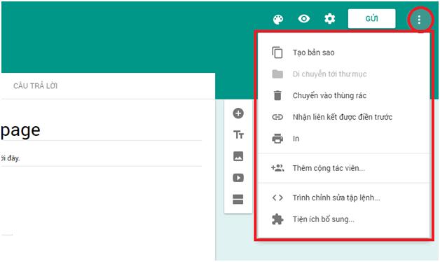 Cách tạo Form Google trên Google Drive chi tiết, đơn giản nhất 18