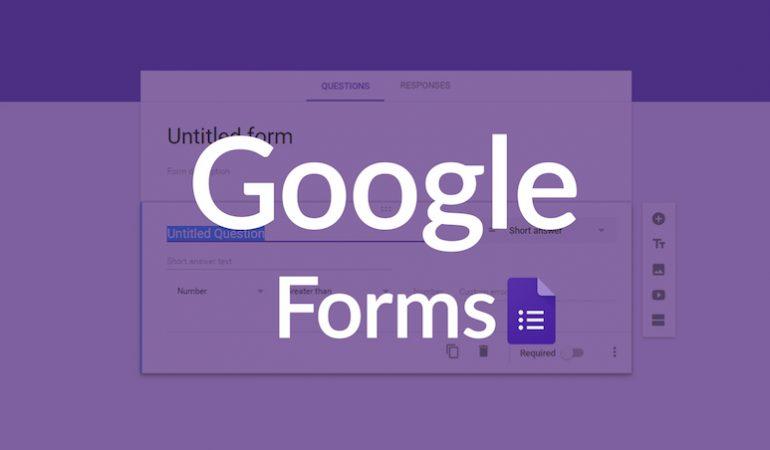 Cách tạo Form Google trên Google Drive chi tiết, đơn giản nhất 29