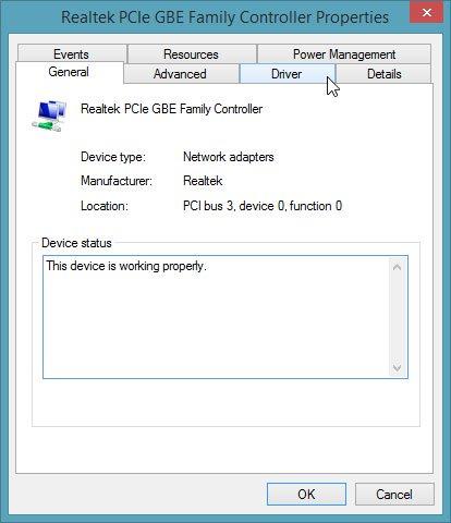 Đăng nhập Driver kiểm tra phiên bản hiện tại trên máy tính như thế nào 03
