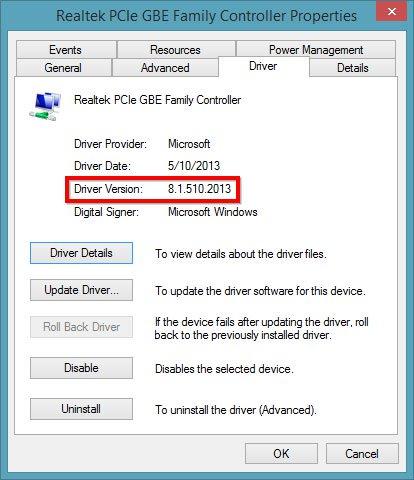 Đăng nhập Driver kiểm tra phiên bản hiện tại trên máy tính như thế nào 04