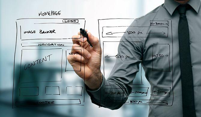 Xây dựng website doanh nghiệp hiệu quả chỉ trong vòng 3 bước 01