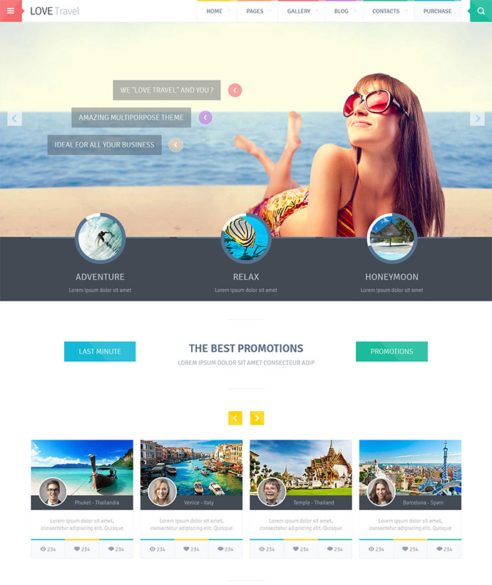 thiết kế website tour du lịch4