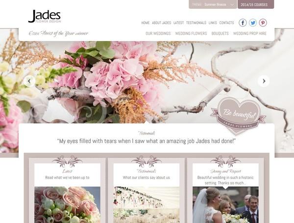 ý tưởng thiết kế website kinh doanh hoa tươi 6