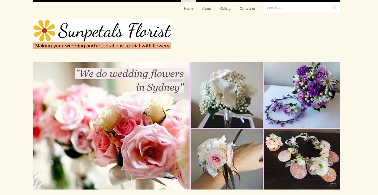 ý tưởng thiết kế website kinh doanh hoa tươi 4