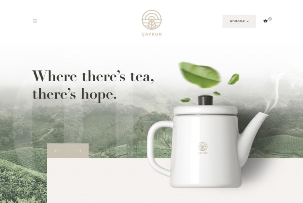 xu hướng thiết kế website mới5