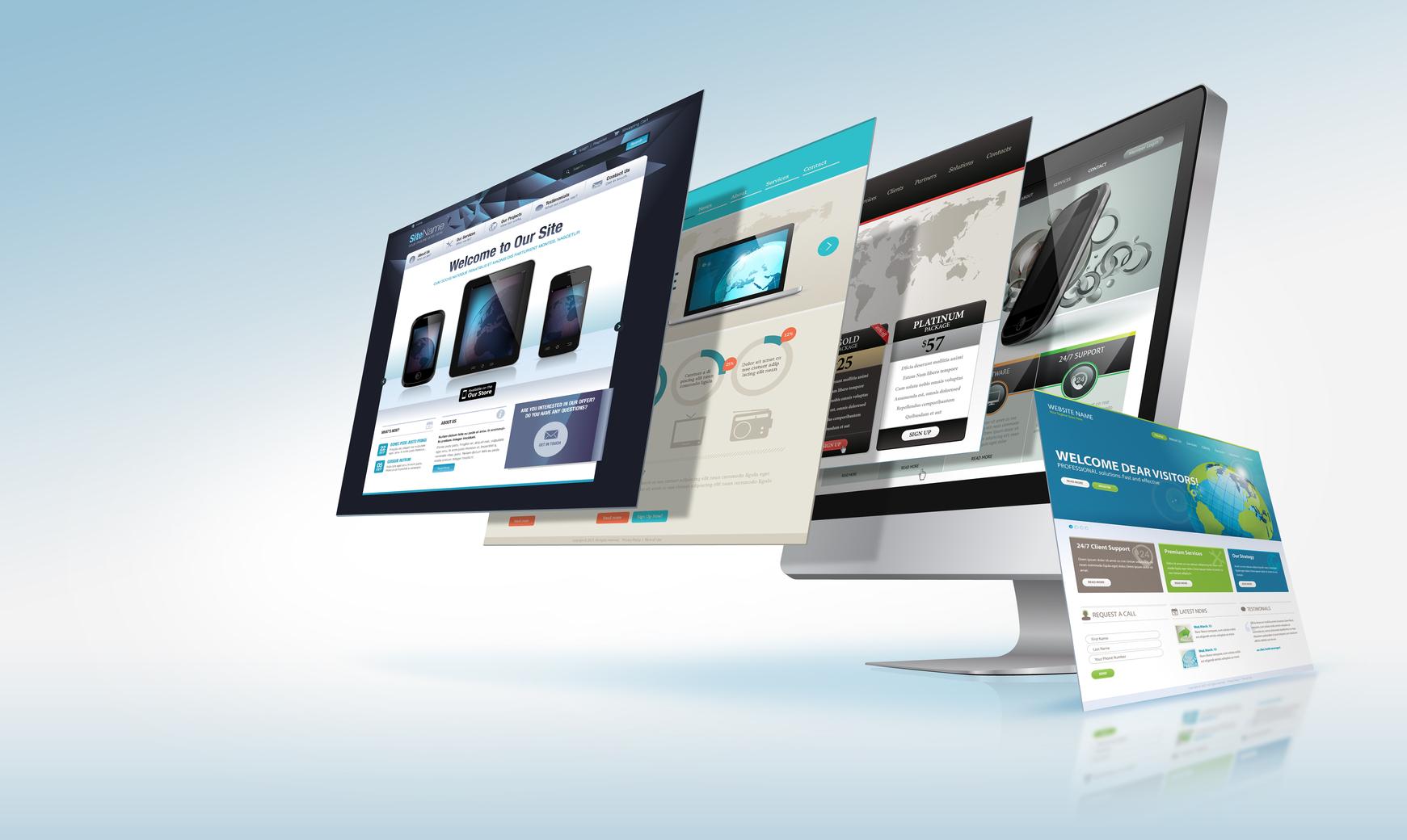 thiết kế webstie tin tức 01