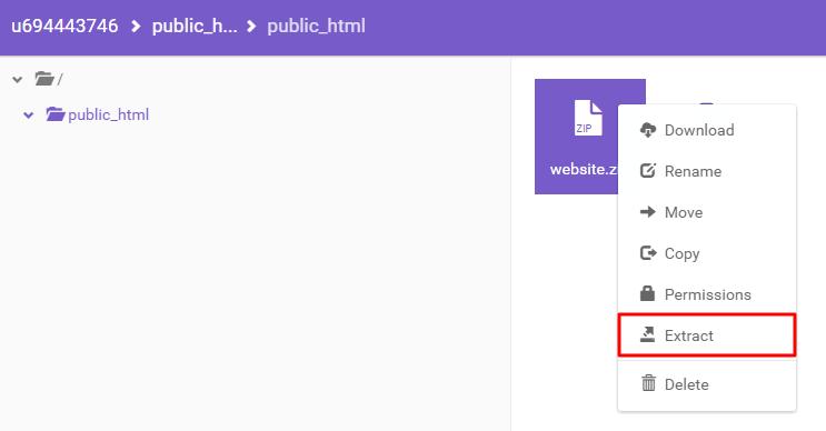 hướng dẫn up wordpress lên host 6
