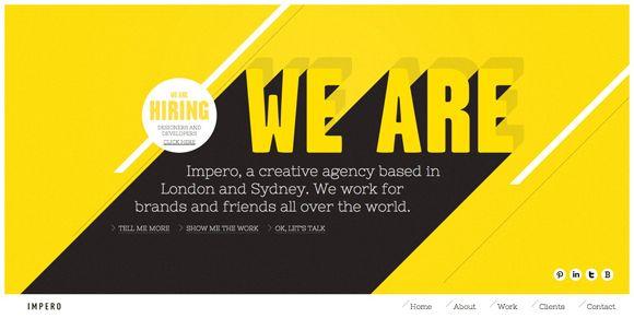 màu sắc trong thiết kế website 2