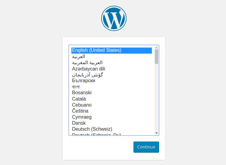 hướng dẫn up wordpress lên host 11