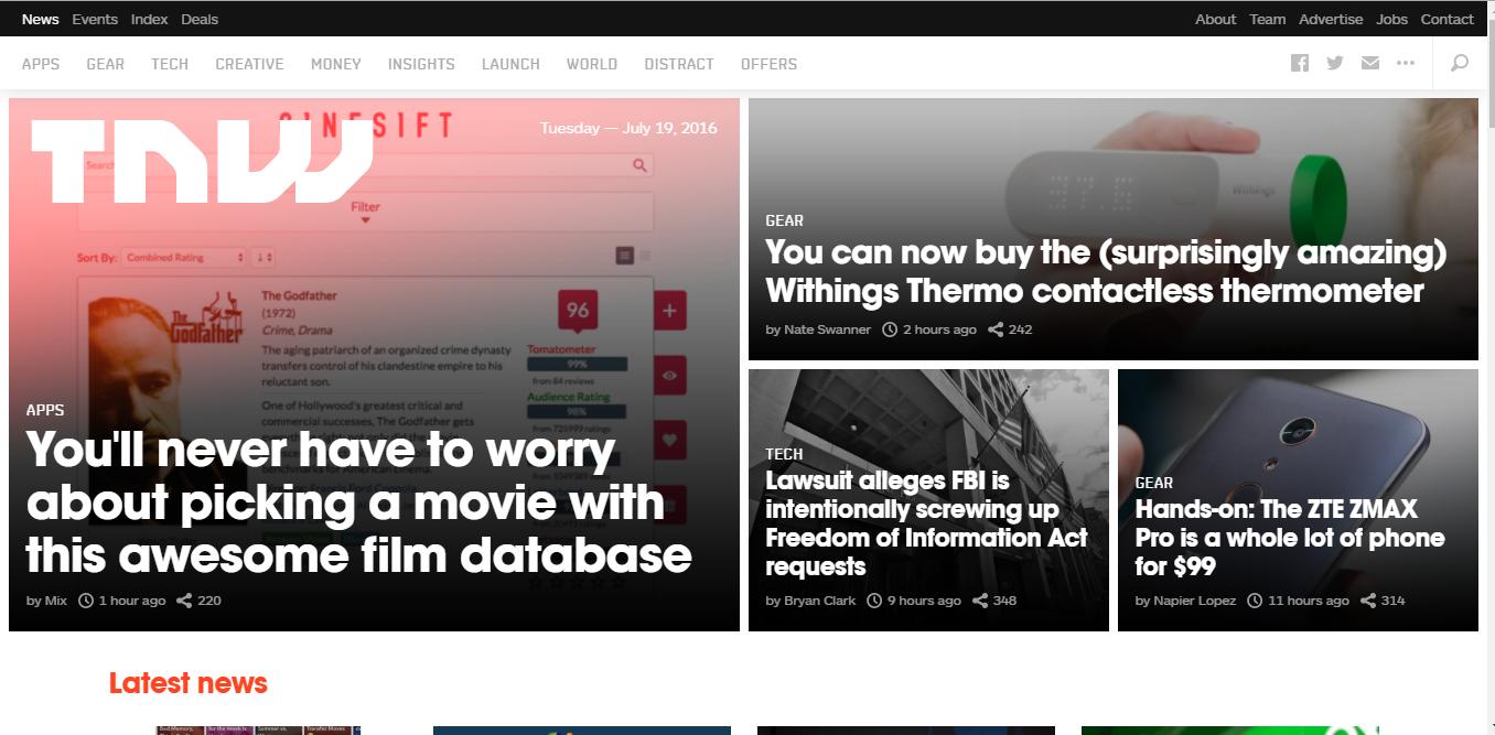 website tin tức công nghệ 5