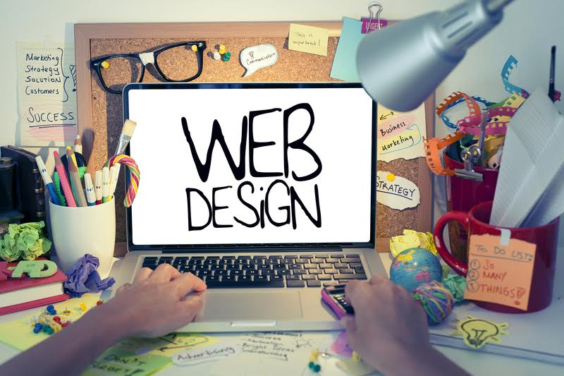 thiết kế web với photoshop 01