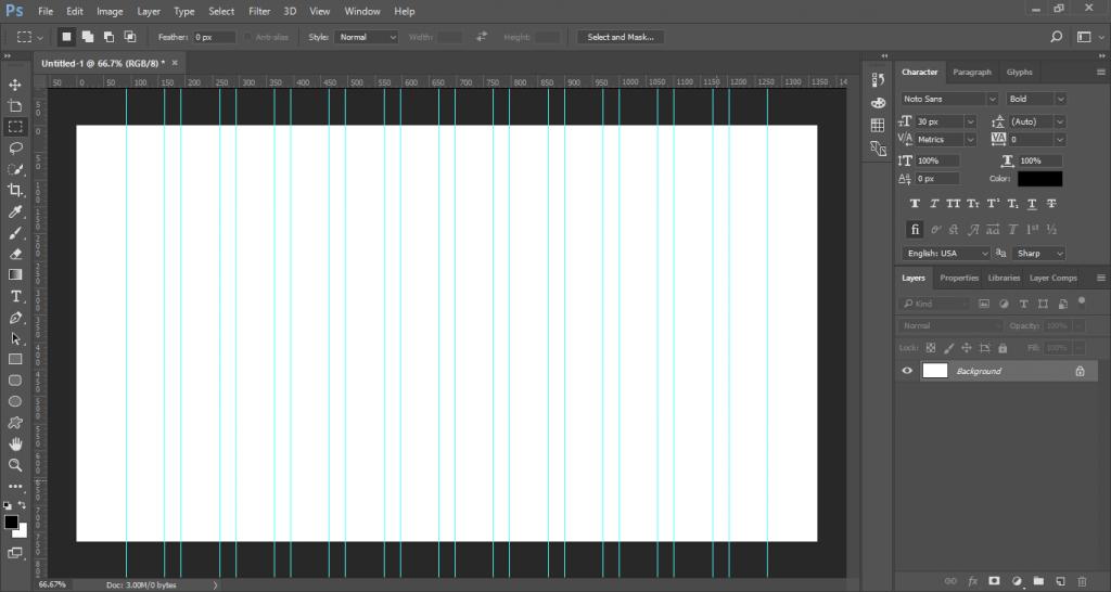 thiết kế web bằng photoshop