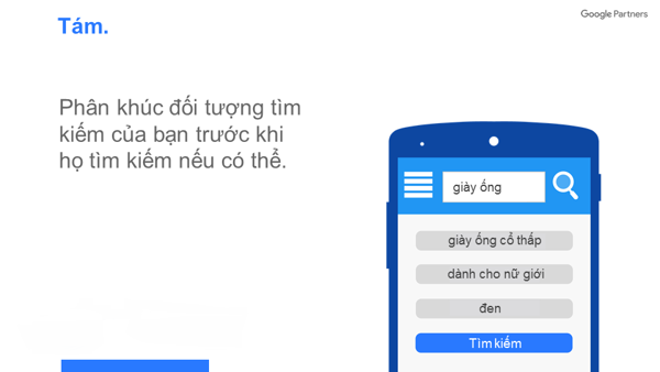 tối ưu giao diện mobile