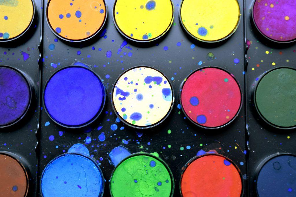 lỗi dùng màu sắc khi thiết kế web