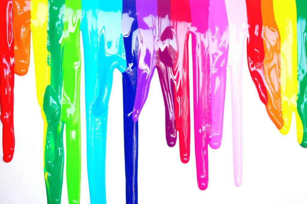 lỗi dùng màu sắc trong thiết kế