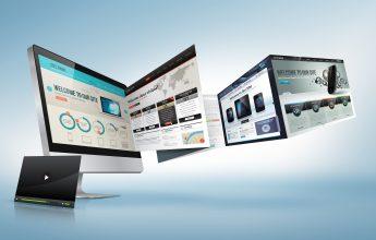 thiết kế web doanh nghiệp 01