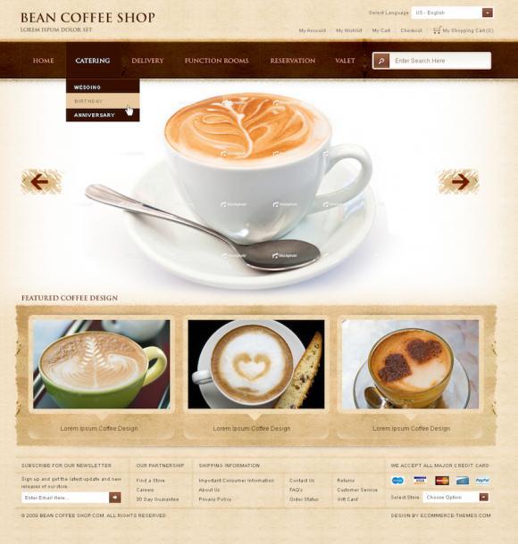 mẫu website bán hàng 01