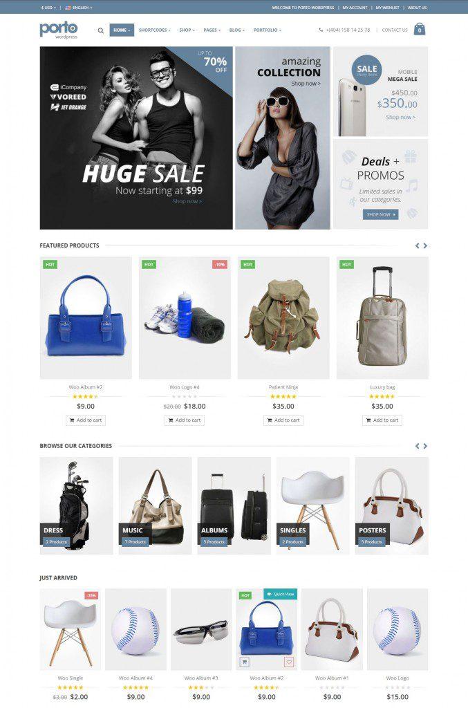 mẫu website bán hàng 12