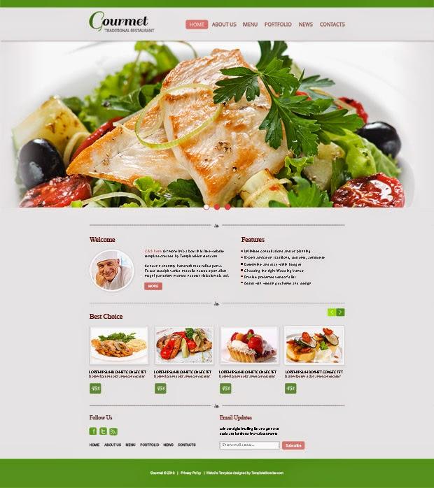 mẫu website bán hàng 06