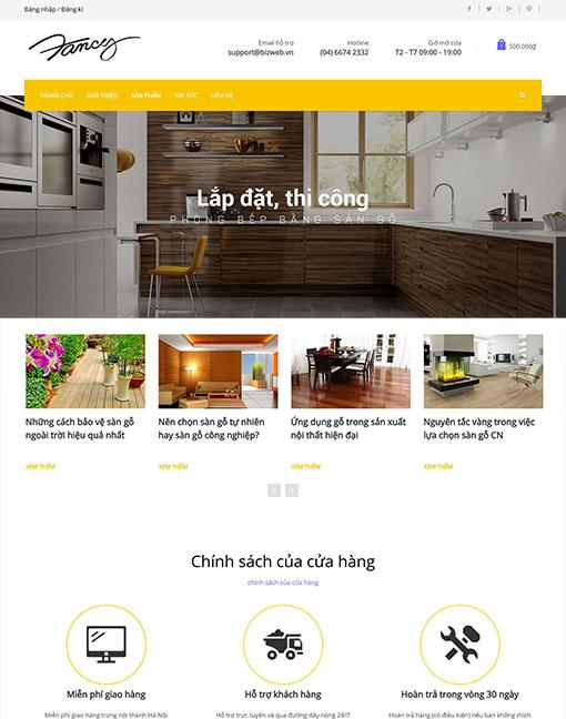 giao diện website bất động sản 04
