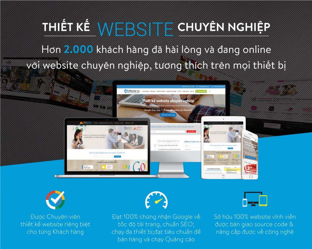 thiết kế website chất lượng 01