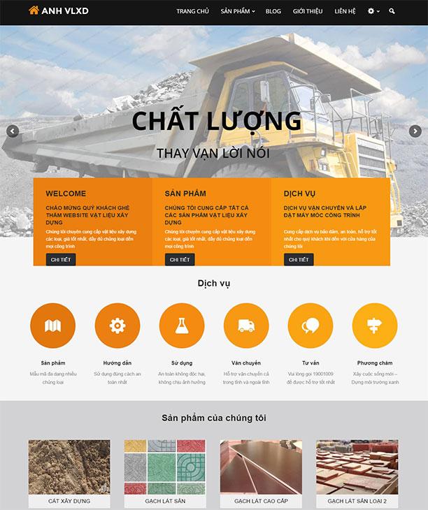 Thiết kế website chất lượng 02