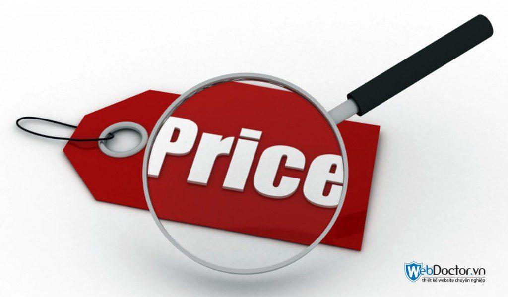 định giá sản phẩm 02