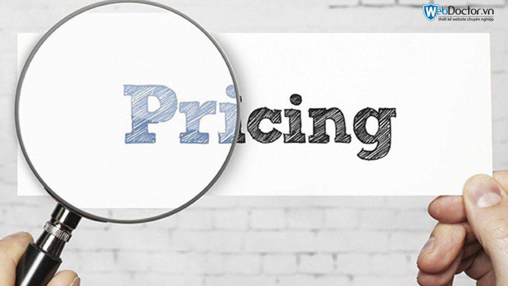 định giá sản phẩm 04